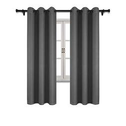 SUO AI TEXTILE Blackout Curtain Panels for Bedroom-Window Tr