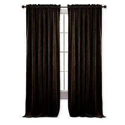 NICETOWN Thermal Insulated Velvet Blackout Curtains - Sound