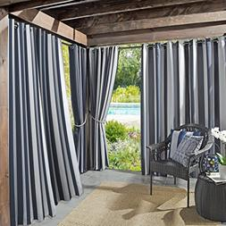 Sun Zero Valencia UV Protectant Indoor Outdoor Curtain Panel