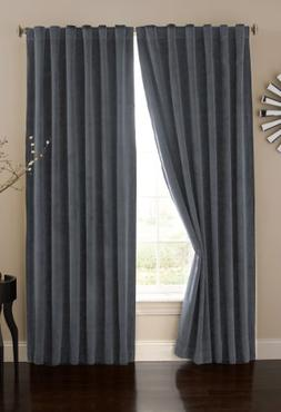 Absolute Zero Velvet Blackout Home Theater Curtain Panel 95