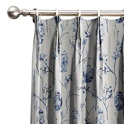 """ChadMade Vintage Living Room Bedroom Curtains 50"""" W X 96"""" L,"""
