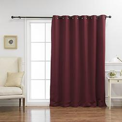 Best Home Fashion Wide Width Flame Retardant Thermal Insulat