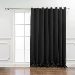 Best Home Fashion Thermal Blackout Curtain with Wide Width G