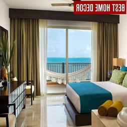 Window Blackout Curtains Treatment Bedroom Blinds For Living