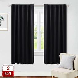 PONY DANCE Blackout Curtains Window - Nursery Panels Thermal