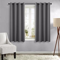 Nicetown Window Treatment Thermal Insulated Blackout Curtain